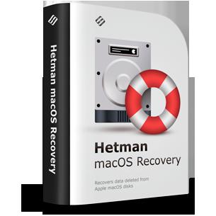 Hetman macOS Recovery Бизнес версия