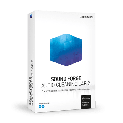SOUND FORGE Audio Cleaning Lab 2