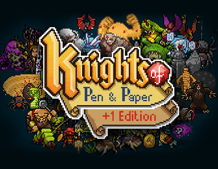 Knights of Pen and Paper + 1 Edition