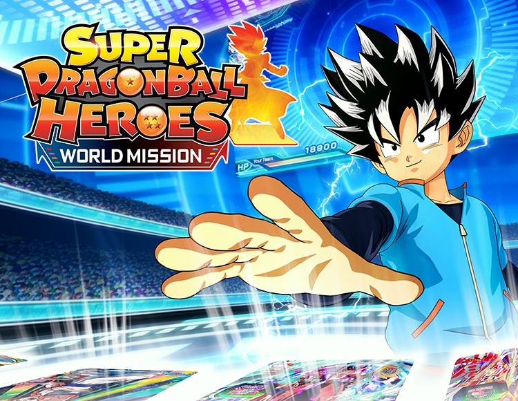 Super Dragon Ball Heroes: World Mission Launch Edition
