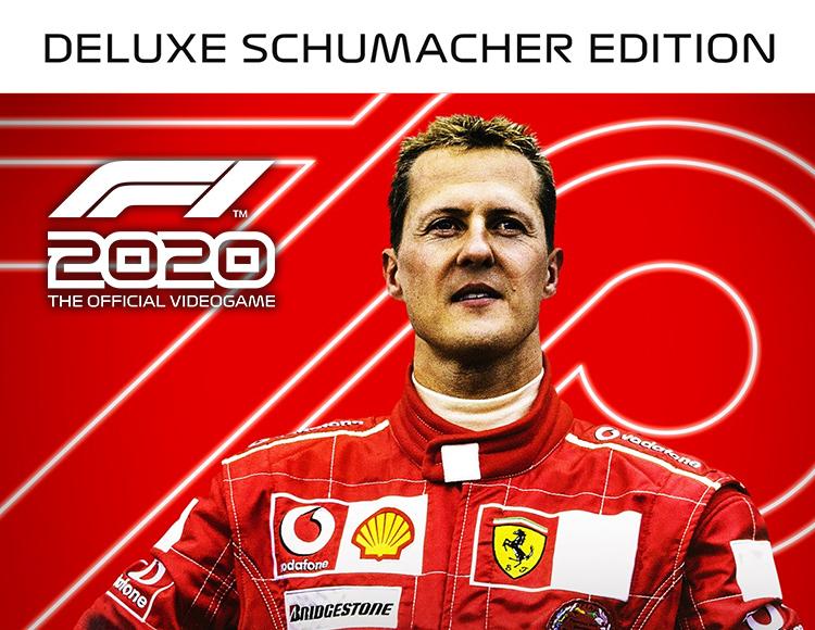 F1 2020 - Делюкс издание «Шумахер»