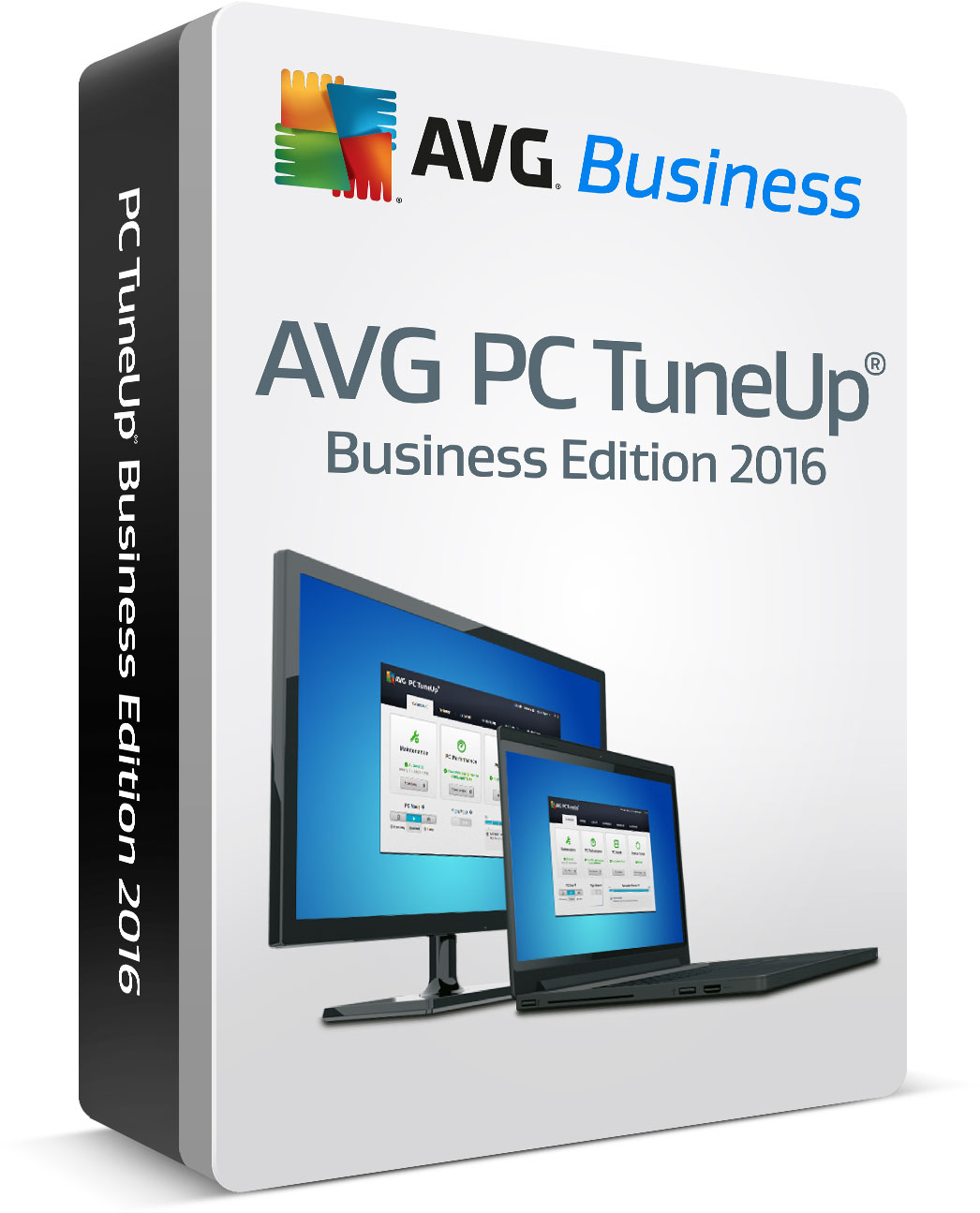 AVG PC TuneUp Business Edition, 1 year 2 computers