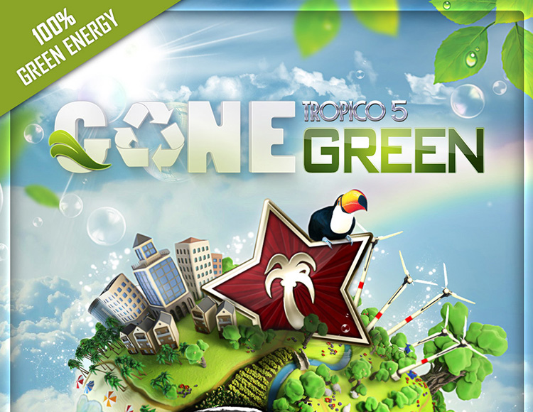 Tropico 5 - Gone Green