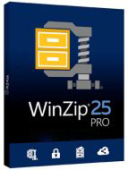 WinZip 25 Standard Single-User