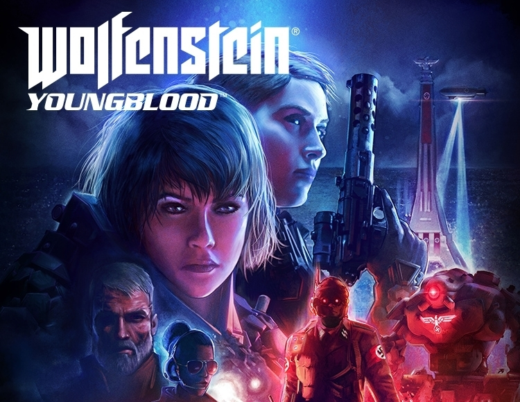 Wolfenstein: YoungBlood (Steam)