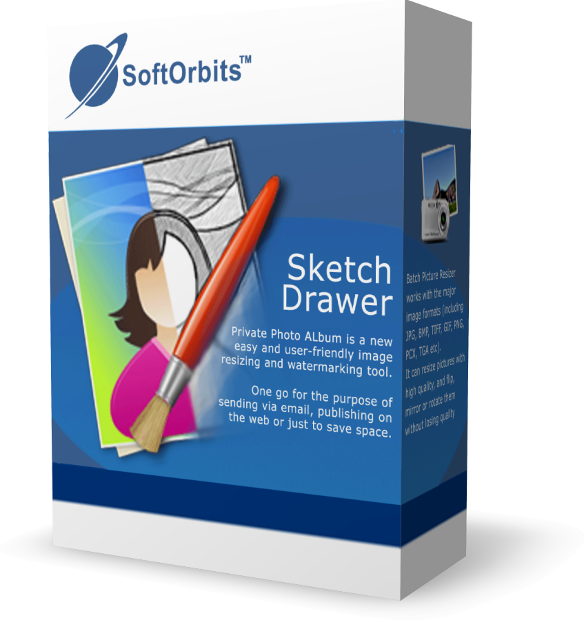 Sketch Drawer Business