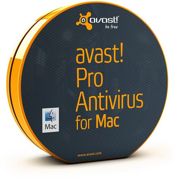 avast! Pro Antivirus for MAC, 2 года (от 1 до 4 пользователей) для мед/госучреждений