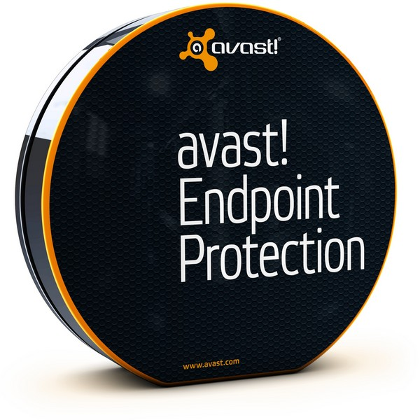 avast! Endpoint Protection, 2 года (от 1 до 4 пользователей) для мед/госучреждений