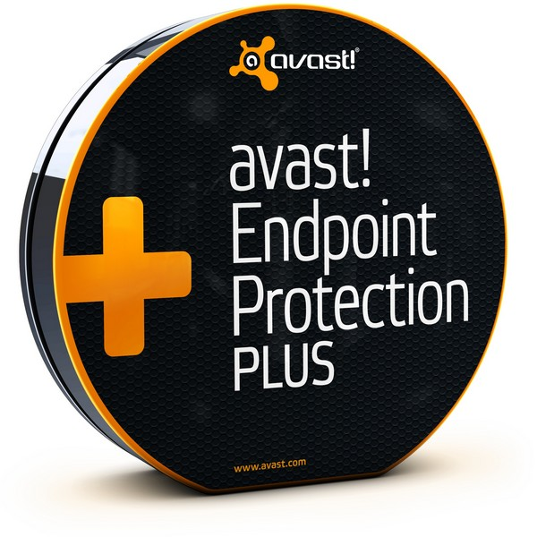 avast! Endpoint Protection Plus, 3 года (от 20 до 49 пользователей) для мед/госучреждений