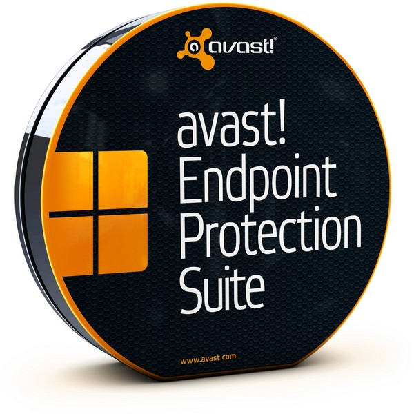 avast! Endpoint Protection Suite, 2 года (от 5 до 9 пользователей) для мед/госучреждений