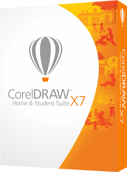 CorelDRAW Home&Student Suite X7
