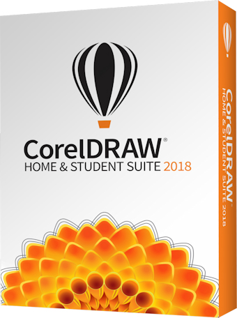 CorelDRAW Home & Student Suite 2018 ESD