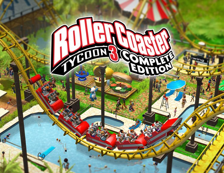 RollerCoaster Tycoon 3 Complete Edition
