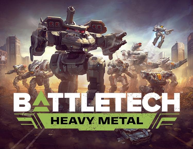 BATTLETECH - Heavy Metal