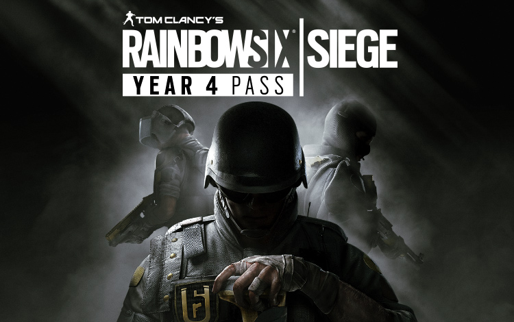 Tom Clancy's Rainbow Six Осада – Year 4 Pass