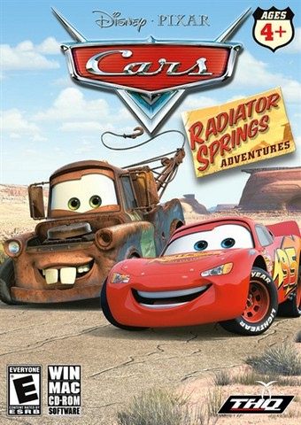 Disney•Pixar Cars : Radiator Springs Adventures