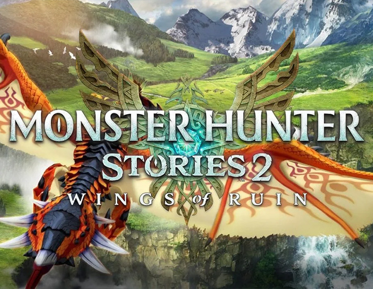 Monster Hunter Stories 2: Wings of Ruin Standard Edition