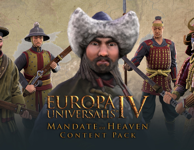 Europa Universalis IV: Mandate of Heaven -Content Pack