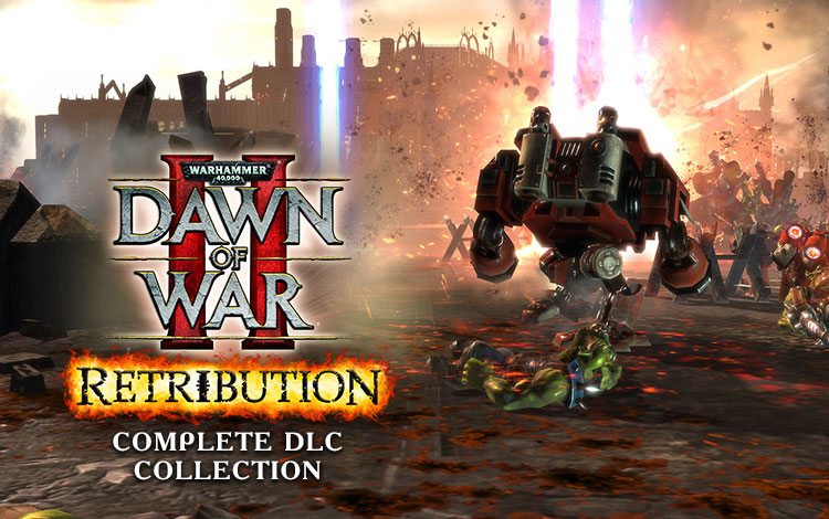 Warhammer 40,000 : Dawn of War II : Retribution - Complete DLC Collection