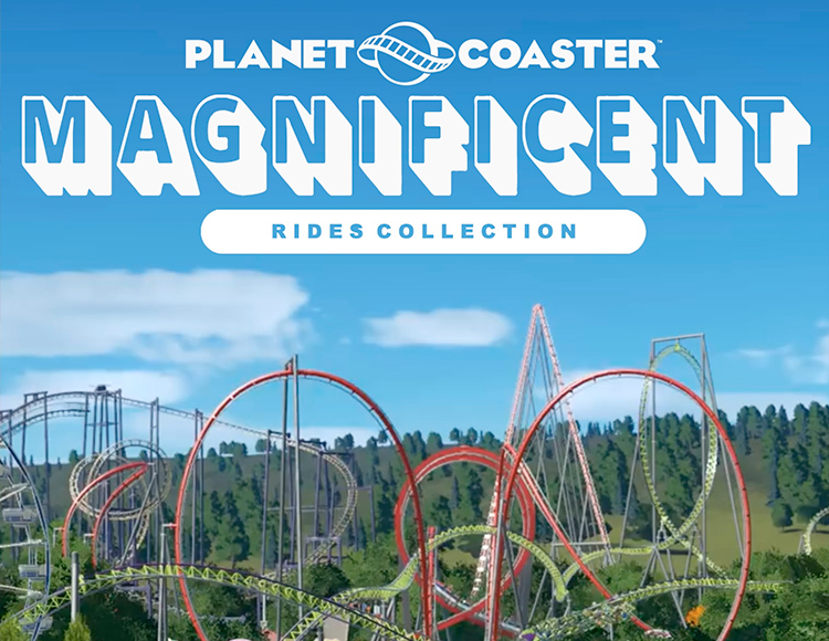 Planet Coaster: Magnificent Rides Collection