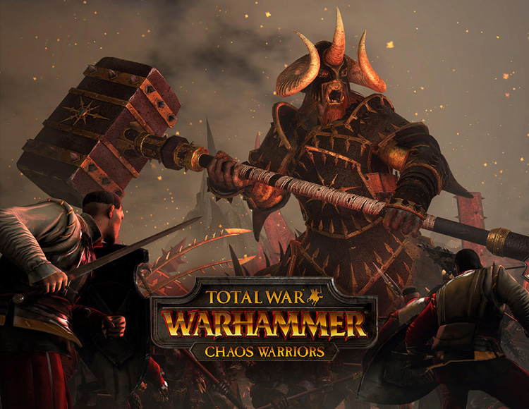 Total War : Warhammer - Chaos Warriors Race Pack DLC