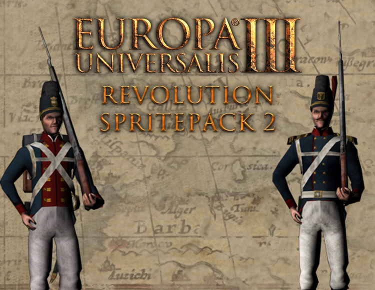 Europa Universalis III - Revolution II Sprite
