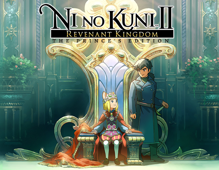 Ni no Kuni™ II: Revenant Kingdom - Prince's Edition