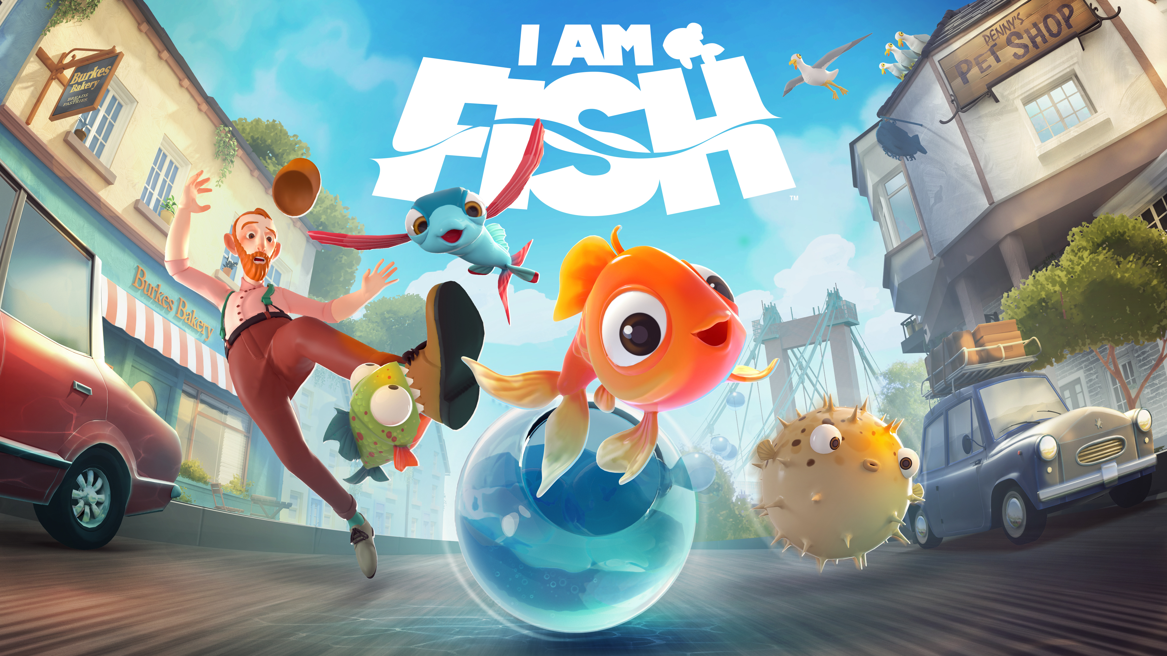 I Am Fish - Early Adopters Edition