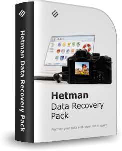 Hetman Data Recovery Pack. Домашняя версия
