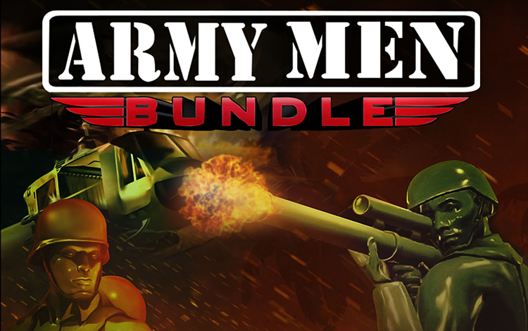 Army Men Bundle