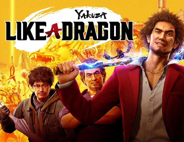 Yakuza: Like a Dragon - Standard Edition