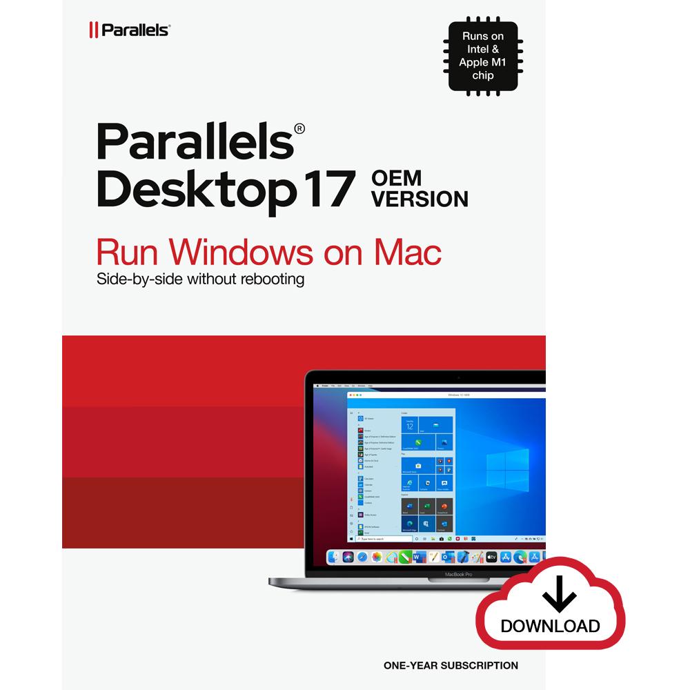 Parallels Desktop 17 для Mac