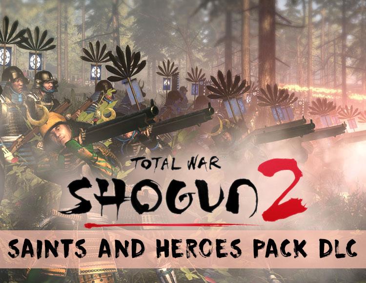 Total War : Shogun 2 - Saints and Heroes Pack DLC