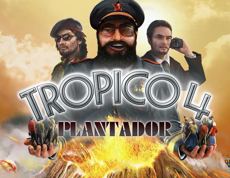 Tropico 4: Plantador