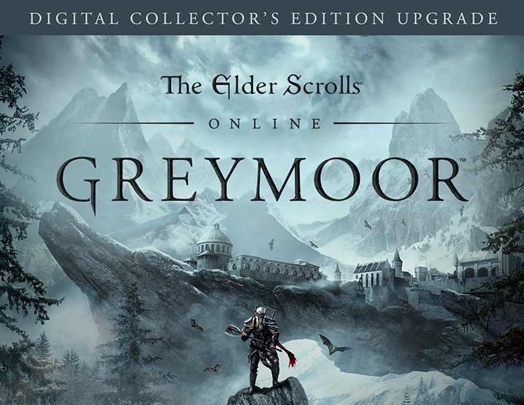 The Elder Scrolls Online: Greymoor - Digital Collector's Edition Upgrade (Steam)