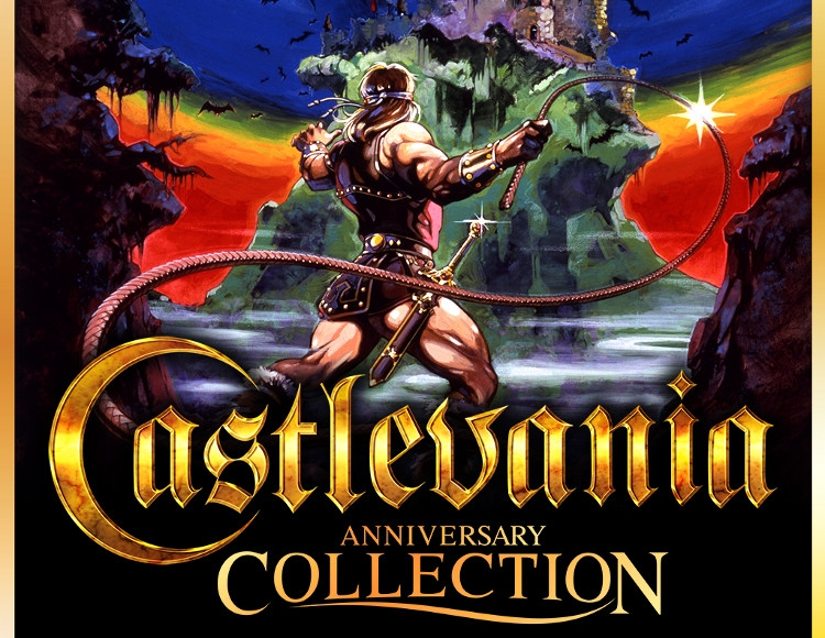Castlevania Classics Anniversary Collection