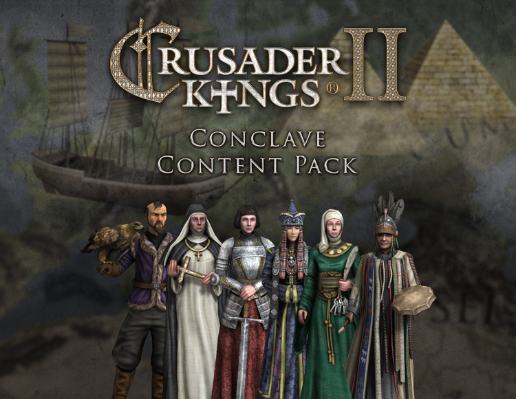 Crusader Kings II: Conclave -Content Pack