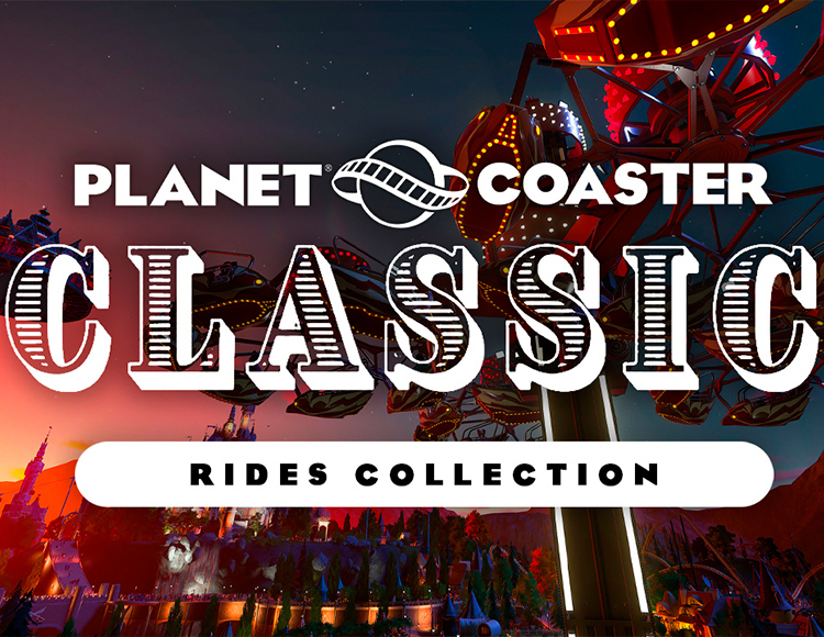Planet Coaster: Classic Rides Collection