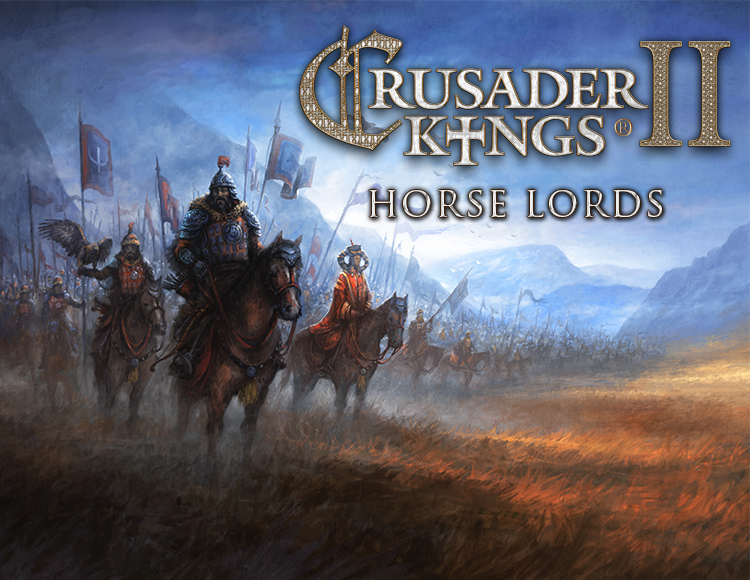 Crusader Kings II: Horse Lords - Expansion