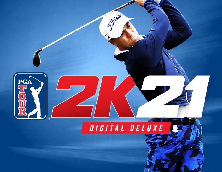 PGA TOUR 2K21 Deluxe Edition