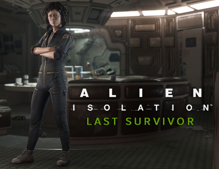 Alien : Isolation - Last Survivor DLC