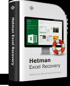 Hetman Excel Recovery. Офисная версия
