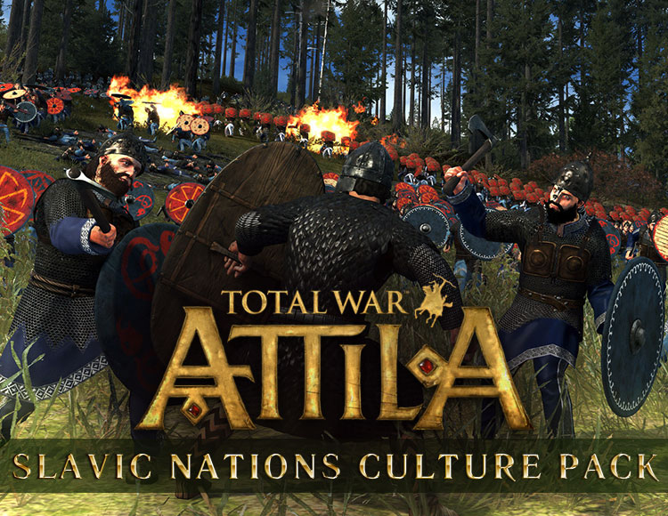 Total War : Attila - Slavic Nations Culture Pack DLC