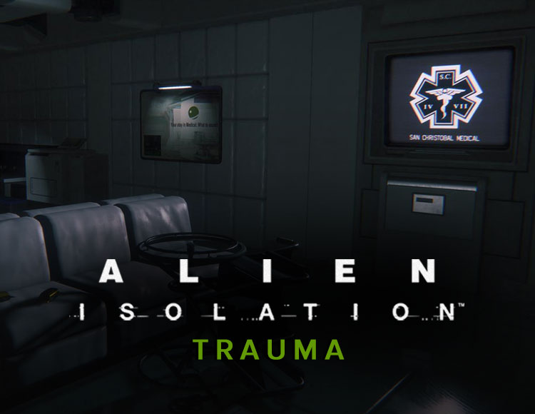 Alien : Isolation - Trauma DLC
