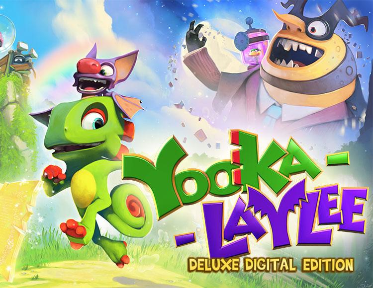 Yooka-Laylee - Digital Deluxe