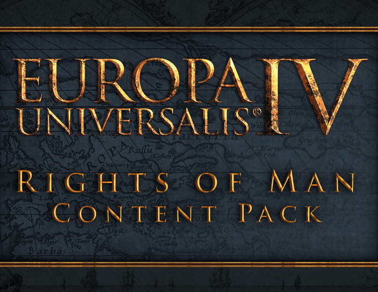 Europa Universalis IV: Rights of Man -Content Pack