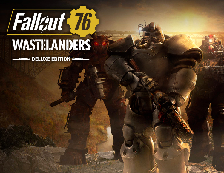 Fallout 76: Wastelanders Deluxe Edition (Steam)