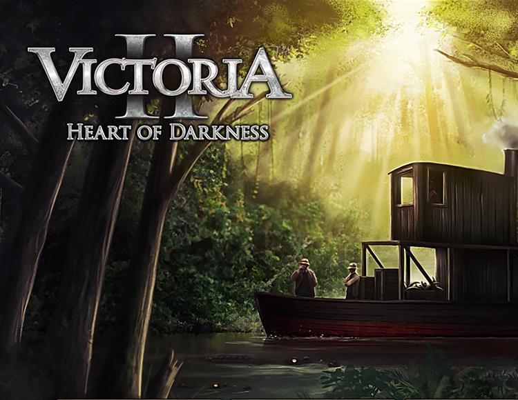 Victoria II : Heart of Darkness