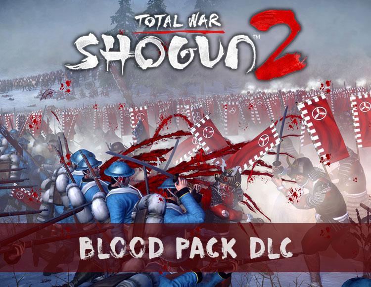 Total War : Shogun 2 - Blood Pack DLC