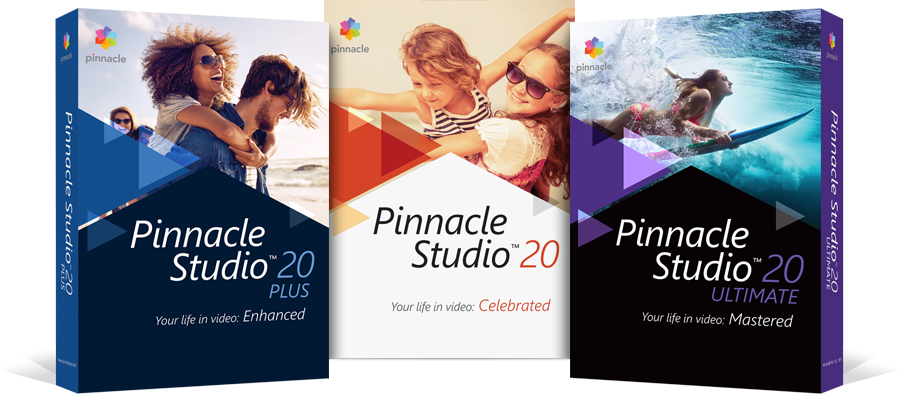 Pinnacle Studio 20 Plus ESD